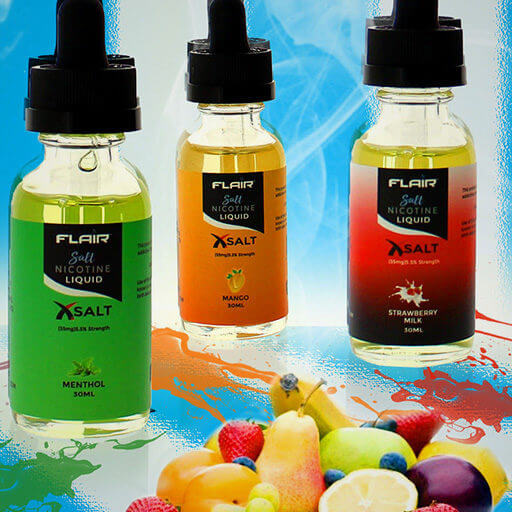 About Flavorings And Mixing Your Own E-liquid
