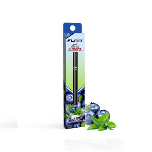 Flair Salt Nicotine Disposable Pen Blue Mint Flavour