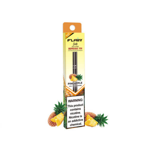 Flair Salt Nicotine Disposable Pen Pineapple Flavour